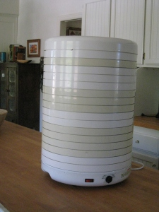 Nesco/American Harvester dehydrator with 16 trays.